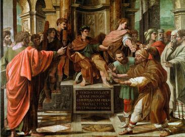 Image result for elymas the sorcerer